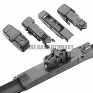 Bosch Aerotwin Plus Wiper Blade With Innovative Adapter System For Audi A3 (8P1) Yr 2003-2004 - 19inch / 24inch