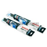 Bosch Aerotwin Plus Wiper Blade With Innovative Adapter System For Audi Q5 (8RB) Yr 2008 Present - 20inch / 24inch