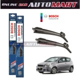 Chevrolet Aveo-BOSCH CLEAR ADVANTAGE WIPER BLADE (Compatible only with U-Hook Type)-15 inch & 20 inch