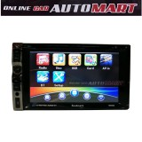 ROADMARK F6069A 6.2'' 2 Din Double Din DVD/VCD/MP4/USB/SD/BLUETOOTH Monitor