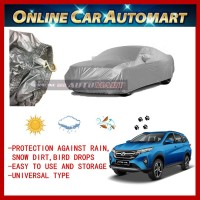 Perodua Aruz Yama High Quality Durable Car Covers Sunproof Dust-proof Water Resistant Protective Anti UV Scratch Sedan Cover