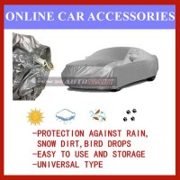 All Size Yama PEVA Car Body Cover Protection Waterproof Rain Dust Resistant