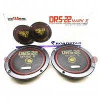 "Roadstar DRS-22 6.5"" Dual Cone Flush Mount Speaker Universal"