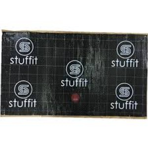 Stuffit High Quality Sound Damping Car Bonnet Door Sound Proof Proofing Deadening Insulation (2pc,4pc,6pc,8pc)
