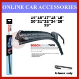 Bosch Aerotwin Wiper Blade-(Compatible with all U-Hook Type)-(1pc)