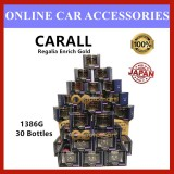 (Special Edition) CARALL Regalia Enrich Velvet Musk 1386G / 1386 G GOLD Series Air Refreshener 65ml 30pcs