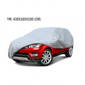 Car Cover For Proton X50 PE Fabric Transparent Car Cover Material Single Layer Or Double Layer Or Transparent Cover