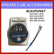 BLAUPUNKT Audio RCA Cable Oxygen Full Copper RC2-05S / RC2-12S / RC2-20S / RC2-50S