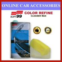 Soft 99 / Soft99 Blue Color Refine Cleaner Wax Polish (530ML)