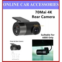 70mai 1080P RC06 Rearview Rear Camera Only Use for 70mai Dash Cam A800 Car Camera