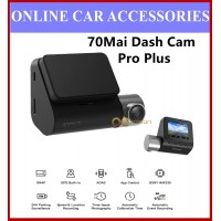 70mai Pro Plus Car Recorder Dashcam 70 mai A500 Built-in GPS 1944P 24Hours Parking