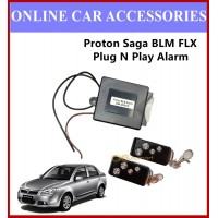 Proton Saga BLM FLX Plug n Play Car Alarm System With Brake Lock