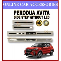 Perodua Avita Side Step Without Led Light