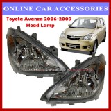 Toyota Avanza 2003-2009 Head Lamp/Headlamp Original Design