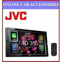 JVC KW-V940BW 6.8 Apple Car Play Bluetooth DVD USB AUX