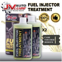 ( Cash Voucher Redeem ) 2 Bottle JV Auto Lube - Fuel Injector Treatment Original