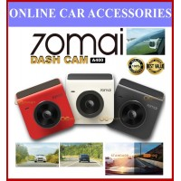 70mai A400 Car Recorder Dash Cam QHD 1440P Rear Cam Night Vision 145 FOV WDR App Control Smart