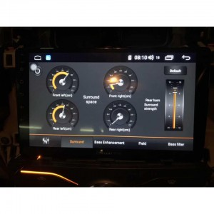 """Carrozzeria 9 inch / 10inch Android Player Pro Series V232 9"""" 10"""" DSP IPS 2+32G"""